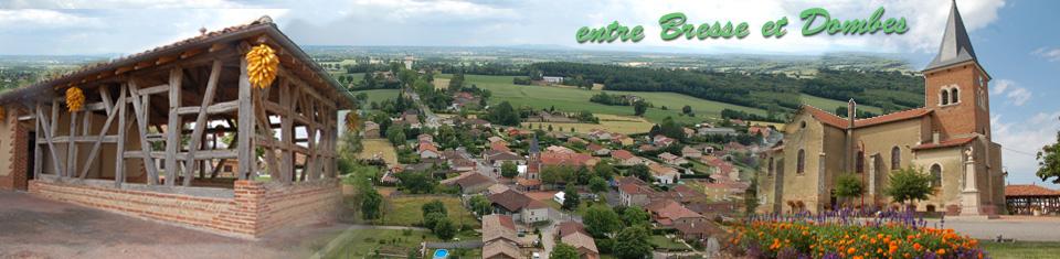 Commune de Sulignat  (01400)